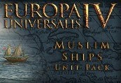 Europa Universalis IV - Muslim Ships Unit Pack DLC Steam Gift