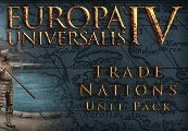Europa Universalis IV - Trade Nations Unit Pack DLC Steam CD Key