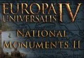 Europa Universalis IV: National Monuments II Pack Steam Clé