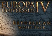 Europa Universalis IV - Republican Music Pack DLC Steam CD Key