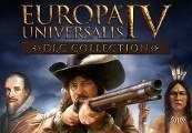 Europa Universalis IV - 2014 DLC Collection Steam CD Key