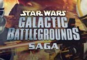Star Wars Galactic Battlegrounds Saga RU VPN Required Steam CD Key