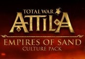 Total War: ATTILA - Empires of Sand Culture Pack DLC Steam Gift