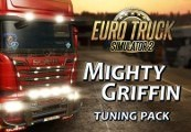 Euro Truck Simulator 2 - Mighty Griffin Tuning Pack DLC Steam Gift
