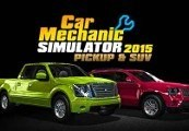 Car Mechanic Simulator 2015 - PickUp & SUV DLC Steam CD Key