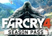 Far Cry 4 - Season Pass EU PS4 CD Key