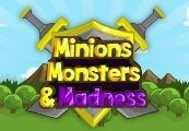 Minions, Monsters, and Madness Steam CD Key