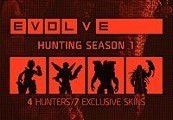 Evolve - Hunting Season 1 XBOX One CD Key