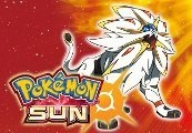 Pokemon Sun Nintendo 3DS Key