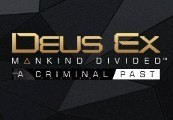 Deus Ex: Mankind Divided - A Criminal Past DLC Steam CD Key