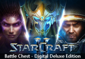 StarCraft II BattleChest Digital Deluxe Edition EU Battle.net CD Key