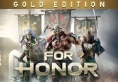 For Honor Gold Edition EMEA Clé Uplay