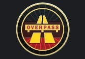 CS:GO - Series 2 - Overpass Collectible Pin
