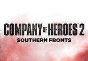 Company of Heroes 2 - Southern Fronts DLC Steam CD Key