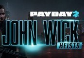 PAYDAY 2 - John Wick Heists DLC Steam Gift