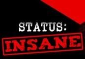 STATUS: INSANE Steam CD Key