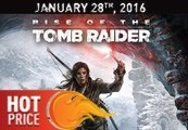 Rise of the Tomb Raider Digital Deluxe Edition Steam CD Key