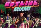 Hotline Miami EU Steam CD Key
