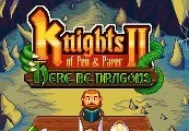 Knights of Pen and Paper 2 - Here Be Dragons DLC Steam CD Key