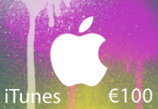 iTunes €100 AT Card