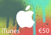 iTunes €50 AT Card