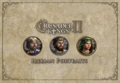 Crusader Kings II - Iberian Portraits DLC Steam CD Key