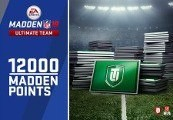Madden NFL 18 - 12000 Ultimate Team Points UK PS4 CD Key