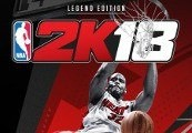 NBA 2K18 Legend Edition RU VPN Activated Steam CD Key