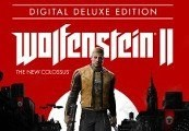 Wolfenstein II: The New Colossus Digital Deluxe Edition CN VPN Activated Steam CD Key