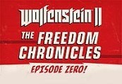 Wolfenstein II: The New Colossus - The Freedom Chronicles - Season Pass RU VPN Required Steam CD Key