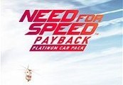 Need for Speed: Payback - Platinum Car Pack DLC Clé XBOX One