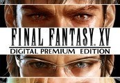 Final Fantasy XV Digital Premium Edition US PS4 CD Key
