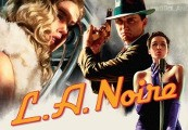 L.A. Noire Chave Steam