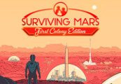 Surviving Mars First Colony Edition US XBOX One CD Key