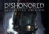 Dishonored Definitive Edition EU XBOX One CD Key