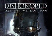 Dishonored Definitive Edition CZ/HU Language Only Steam CD Key