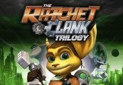 The Ratchet & Clank Trilogy EU PS Vita / PS3 CD Key