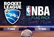 Rocket League - NBA Flag Pack Steam Gift