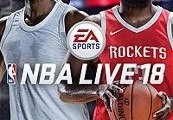 NBA LIVE 18: The One Edition XBOX One CD Key