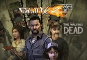 Pinball FX2 VR - The Walking Dead DLC Steam CD Key