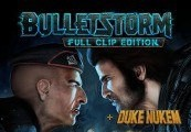 Bulletstorm Full Clip Edition + Duke Nukem's Bulletstorm Tour DLC PRE-ORDER Steam CD Key