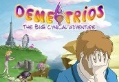Demetrios - The BIG Cynical Adventure XBOX One CD Key