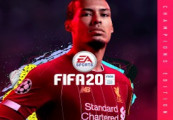 FIFA 20 - Champions Edition Upgrade EU PS4 CD Key