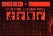 Evolve Hunting Season Pass DLC Steam CD Key