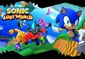 Sonic Lost World RU VPN Required Clé Steam