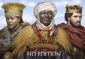Age of Empires II HD - The African Kingdoms DLC Steam Gift