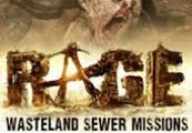 Rage Wasteland Sewer Missions DLC Steam CD Key