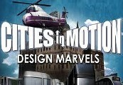 Cities in Motion: Design Marvels DLC Steam Gift