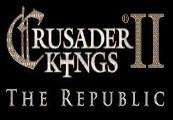 Crusader Kings II - The Republic DLC Steam CD Key
