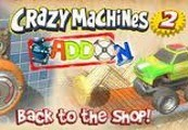 Crazy Machines 2: Back to the Shop DLC Steam CD Key